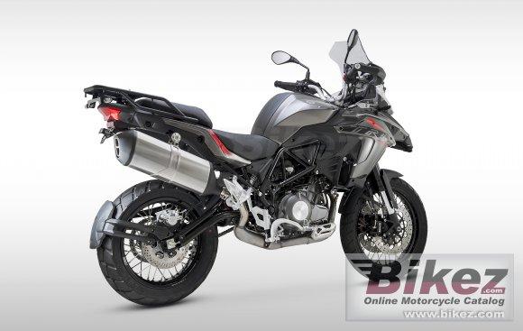 2018 Benelli TRK 502 X