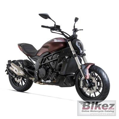 2020 Benelli 502 C