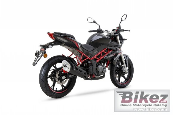 2020 Benelli BN 125