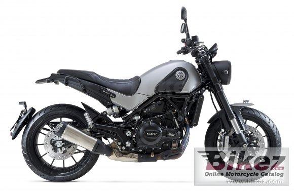 2020 Benelli Leoncino 500