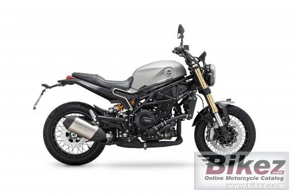 2020 Benelli Leoncino 800