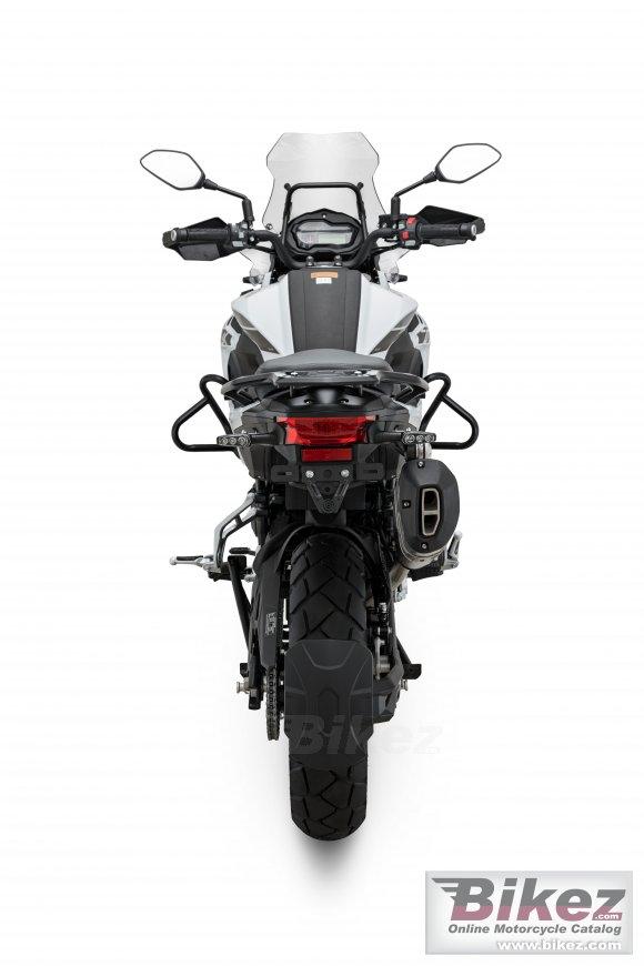 2020 Benelli TRK 502 X