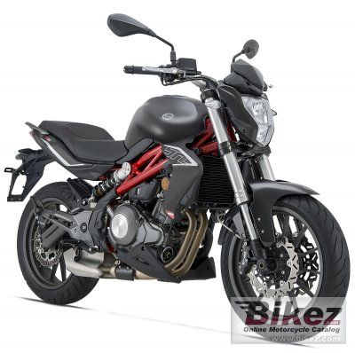 2020 Benelli BN 302 specifications and pictures