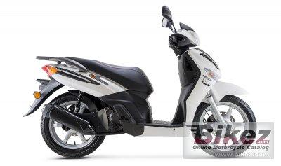 2020 Benelli Caffenero 150