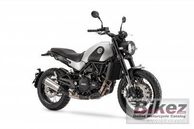 2020 Benelli Leoncino 500 Trail