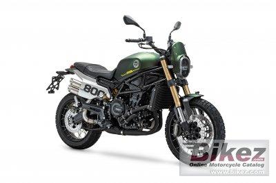 2020 Benelli Leoncino 800 Trail