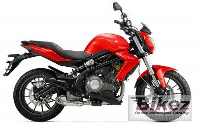 2020 Benelli TNT 300