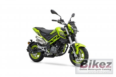 2020 Benelli Tornado Naked T 125