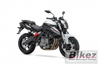 2020 Benelli Tornado Naked T 600