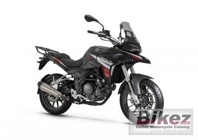 2020 Benelli TRK 251