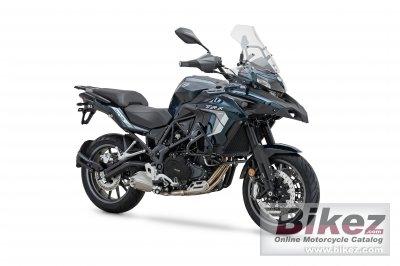 2020 Benelli TRK 502