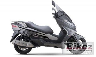 2020 Benelli Zafferano 250