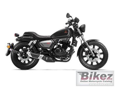 2021 Benelli Motobi 200 Evo
