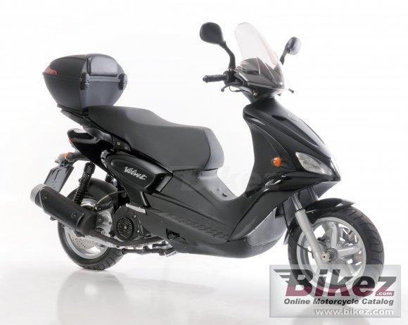 Benelli Velvet 250