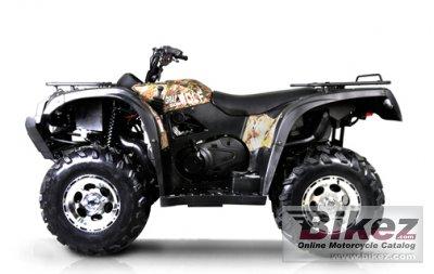 2010 Bennche Gray Wolf 500