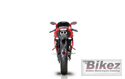 2012 Bennche Megelli 250 r