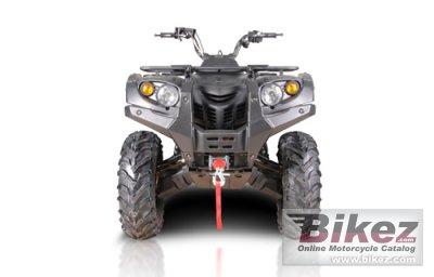 2012 Bennche Gray Wolf 500