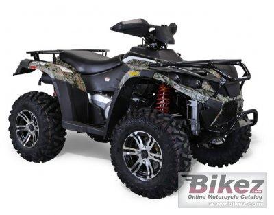 2020 Bennche Gray Wolf 500