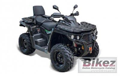 2021 Bennche Pathcross 650L
