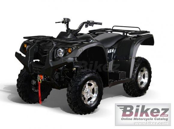 Bennche Gray Wolf 700