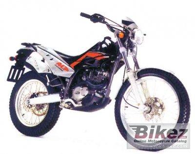 2001 Beta Alp 125
