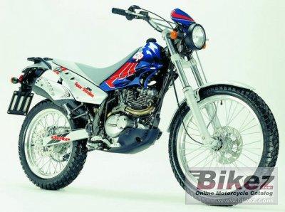 2003 Beta Alp 200