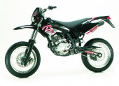 2006 Beta RR 125 4T Supermotard