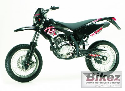 2006 Beta RR 125 4T Supermotard photo