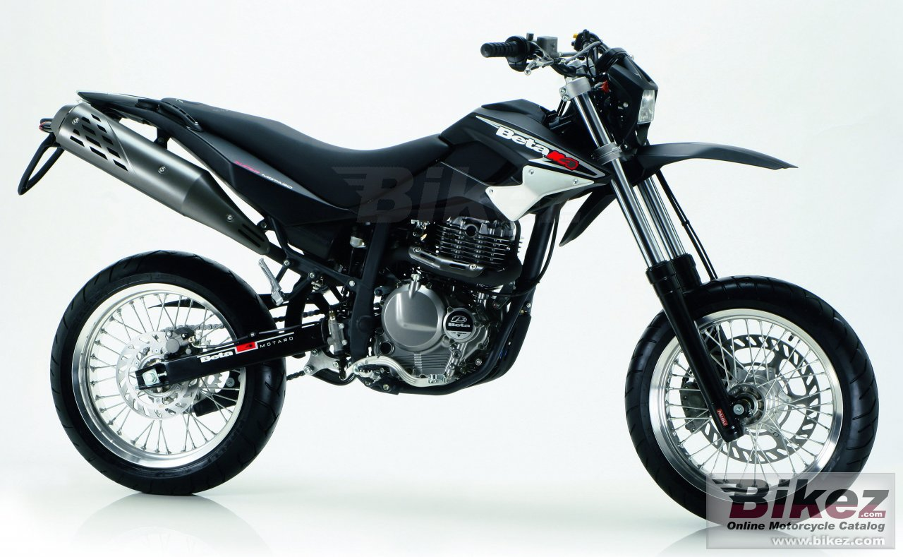 Beta m4 4t supermotard