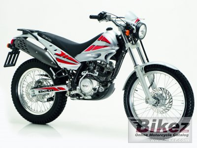 2006 Beta Alp 125