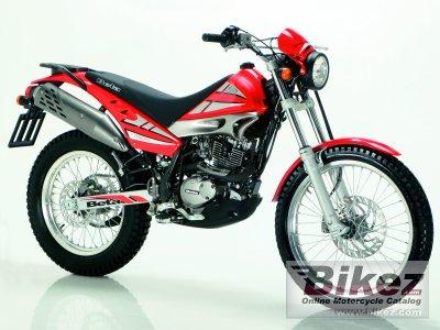 2006 Beta Alp 200