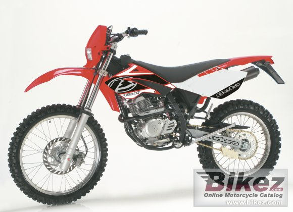 2007 Beta RR 125 Enduro photo