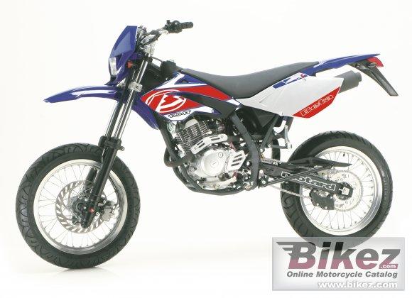 2007 Beta RR 125 Motard