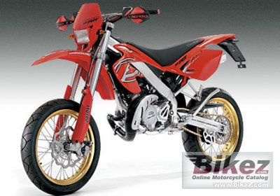 2007 Beta RR 50 Motard ALU