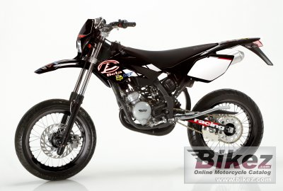 2007 Beta RR 50 Motard Racing