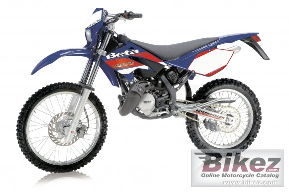 2008 Beta RR Enduro 50 photo