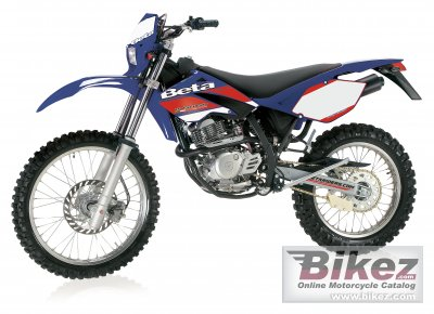 2008 Beta RR Enduro 4T 125 photo