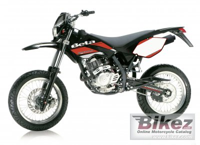 2008 Beta RR 125 Motard photo