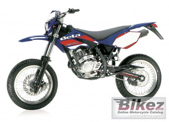 2008 Beta RR 125 Motard
