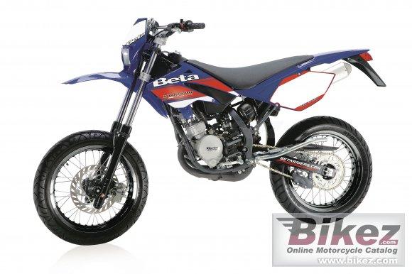 2008 Beta RR 50 Motard