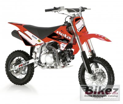 2008 Beta Minicross R 125