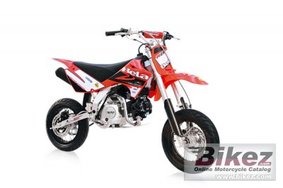 2008 Beta Minimotard R 125