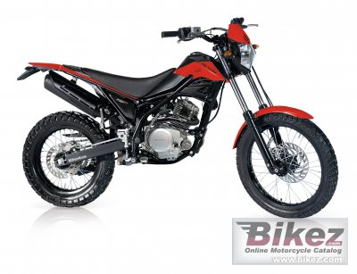 2010 Beta Urban 125 photo
