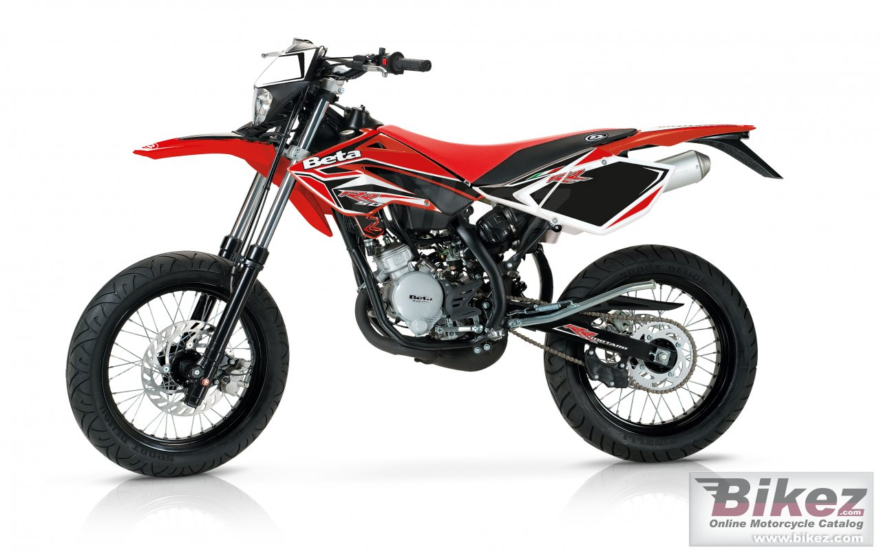 Big Beta rr 50 motard picture and wallpaper from Bikez.com