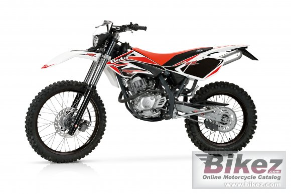 2010 Beta RR Enduro 4T 125