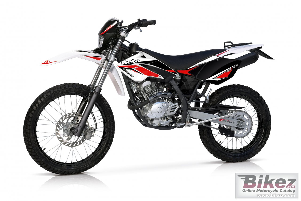 Big Beta re 125 4t picture and wallpaper from Bikez.com