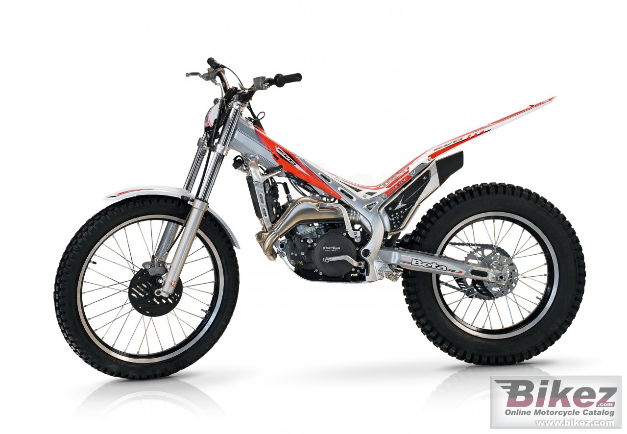 Big Beta evo 250 2t picture and wallpaper from Bikez.com