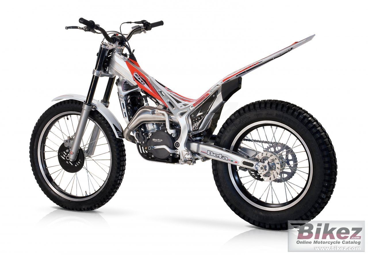 Big Beta evo125 2t picture and wallpaper from Bikez.com