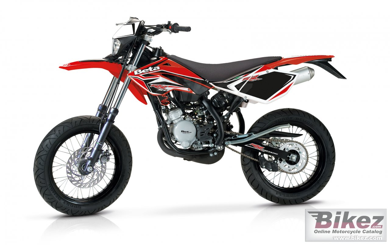 Big Beta rr motard 50 standard picture and wallpaper from Bikez.com