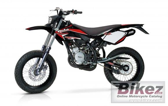 2010 Beta RR Motard 50 Standard